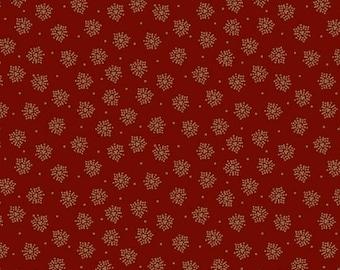 4068 0111 / Marcus Brothers / Star Spangled Liberty / Fabric / Burgundy /
