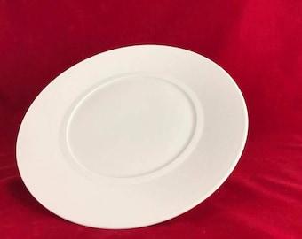 Fine Porcelain plates Limoges Nereides