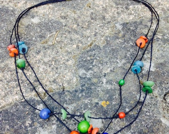 Seeds necklace
