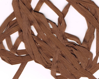 Quality French silk u 4115 4 mm Silk Ribbon