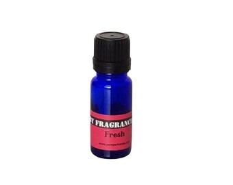 Fresh fragrance oil, Unisex clean an fragrance, Candle fragrance, Soap fragrance