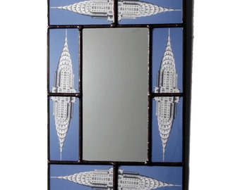 Chrysler Building Mirror