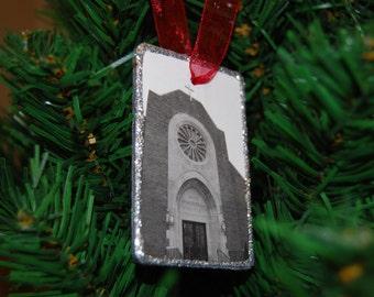 Ornament - St. Symphorosa Church, Chicago