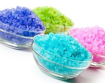 Custom Dead Sea Bath Salts 5 lbs.