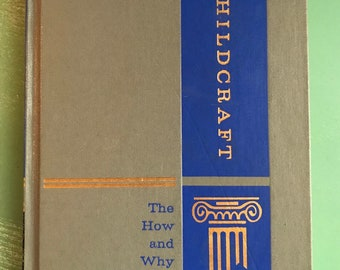 1965 Childcraft Encyclopedia ~ The How and Why Library ~ Volume 14 ~ Places to Know ~ Vintage Children's Book