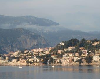 Villefranche Coast