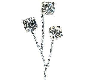 Rhinestone Crystal Accent for Corsages or Boutonnieres - Regal Rhinestones - Dazzle