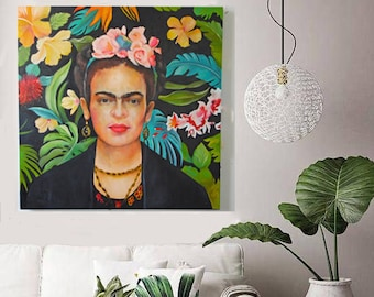 Frida Kahlo Portrait