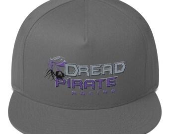 Dread Pirate  Racing Flat Bill