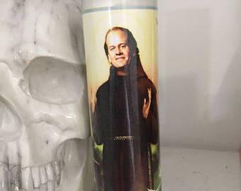 St Frasier Prayer Candle