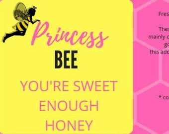 Australian Sweet Enough Honey