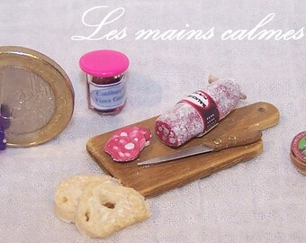 French snack Miniature 10eme and 12eme