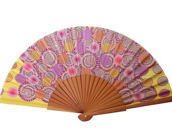 Suns Hand Fan