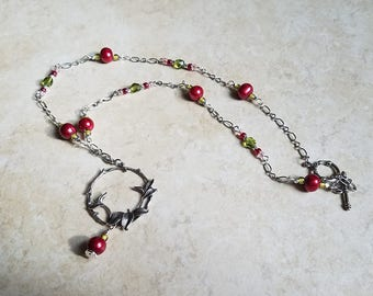 Enchanted Necklace, Pearl Necklace