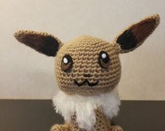Eevee Plushie | Crochet Amigurumi