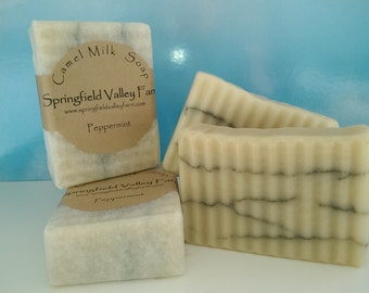 Camel Milk Soap - Peppermint