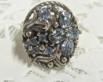 Adjustable Ring Costume Jewelry Ring
