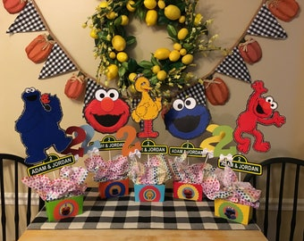 Sesame Street Party Kit