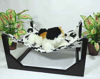 Cat hammock, cat furniture, pet furniture, cat bed, cat supplies, pet supplies