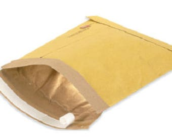 Padded Kraft Mailers 7.25 x 12 - Set of 5