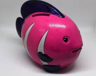 Fish Moneybox