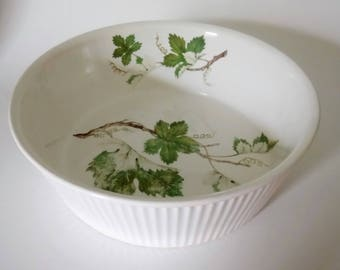 Villeroy And Boch French Grapevine Fleurence Bowl