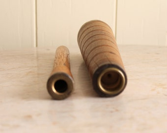 Antique Vintage Wooden Sewing Spools