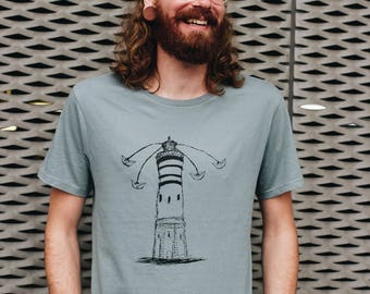 Lighthouse Circus Fair Trade / Organic Men Shirt