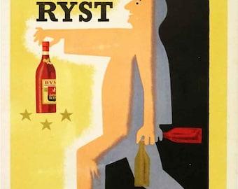 Savignac Original Vintage French Poster
