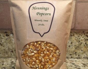 Iowa Popcorn - 24 ounce bag