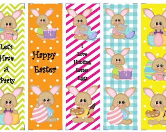 Easter Egg Party Book Marks