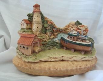 Lighthouse Harbor Lightable