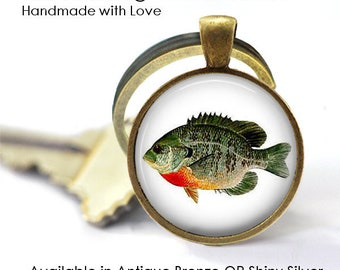 FISH Key Ring • Salt Water Fish • Fresh Water Fish • Fisherman • Fishing • Angling • For Him • Gift Under 20 • Made in Australia (K670)