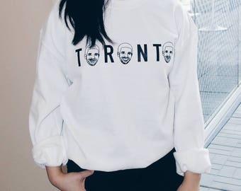 Drake Toronto Crewneck