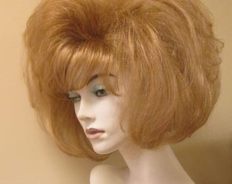 Classic retro Bouffant and Bobs