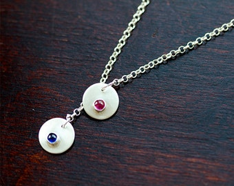Lovers Necklace (E0341)