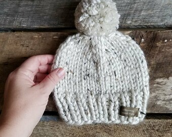 Made to order - Basic Beanie - 6-12 Months