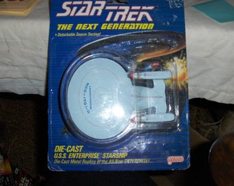 Star Trek The Next Generation Die Cast Metal Enterprise
