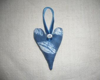 Lavender filled hanging Heart