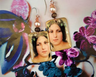 Ode to Nature earrings