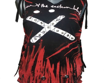 GINA and the EASTERN BLOCK Shirt Upcycled Clothing Fashion