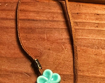 Floral Boho necklace