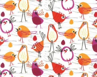 Robin In The Hood from Pets A' Penty by Michael Miller Fabrics