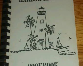 1993 Community fundraising cookbook Harbor Lights Mobile Home Park Venice Florida