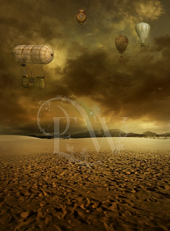 digital Steampunk backrgound Instant download for photography editing