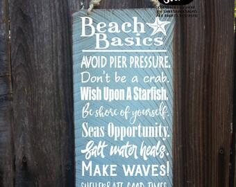 beach, beach decor, ocean wisdome, ocean advice, wisdom of the ocean, beach wisdom, beach decoration, ocean decor, beach house sign, 282