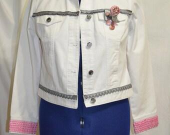 Marbleized Jacket