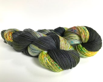 Spring Tide Sock Yarn. Calm Before The Storm
