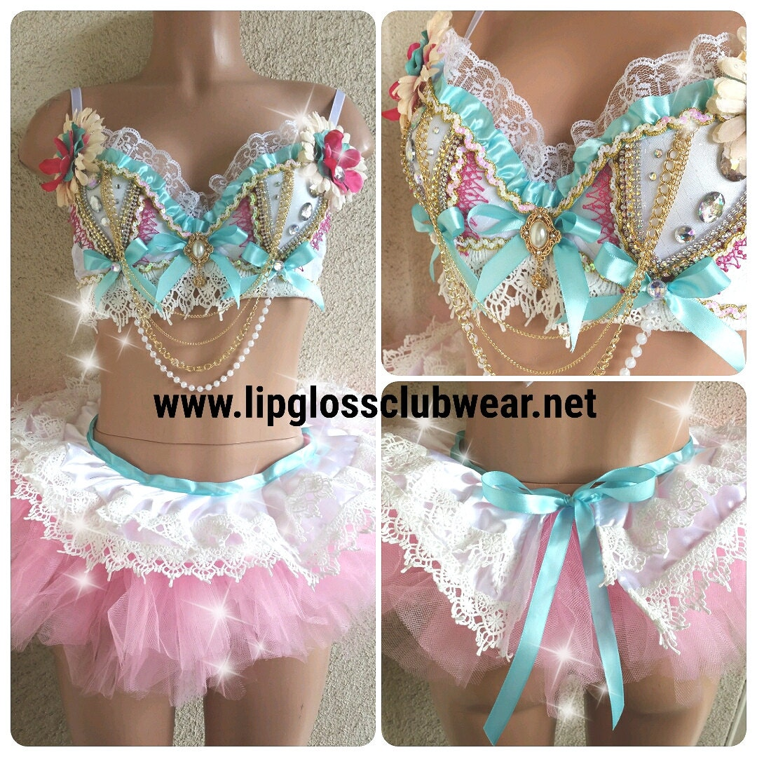 Princess Bubblegum Rave Costume