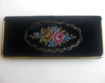 Vintage - Petit-point case